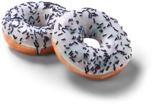 Donuty 67g, různé druhy
