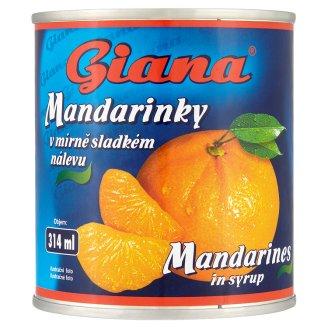 Giana Mandarinky 312g
