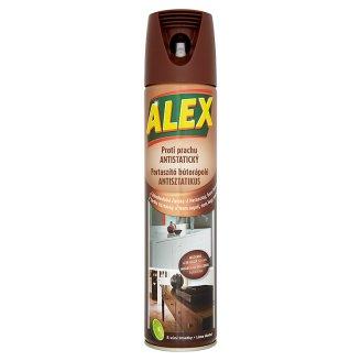 ALEX Proti prachu antistatický, vybrané druhy
