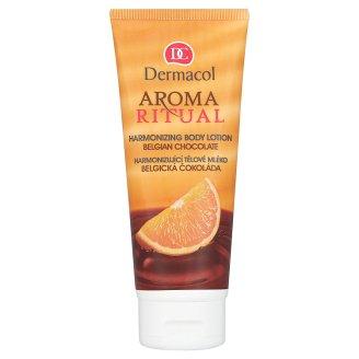 Dermacol Aroma Ritual tělové mléko, vybrané druhy