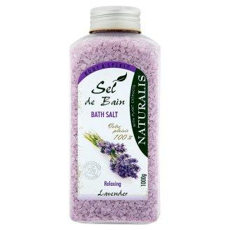 Naturalis koupelová sůl, vybrané druhy