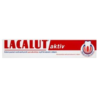 Lacalut Aktiv zubní pasta proti paradontóze
