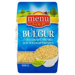 Menu Gold Bulgur z celozrnné pšenice 500g