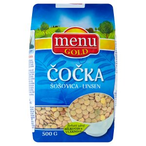 Menu Gold Čočka 500g