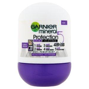 Garnier Mineral deodorant 50ml, vybrané druhy