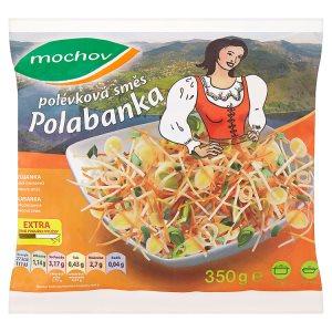 Mochov Polabanka polévková zeleninová hlubokozmrazená směs 350g