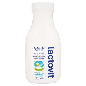 Lactovit Vyživující sprchový gel s mléčnými proteiny 300ml