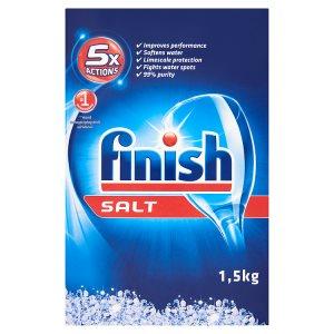 Finish Sůl do myček nádobí 1,5kg