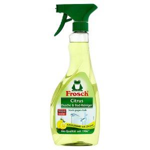 Frosch Čistič na koupelny a sprchy s citrónem 500ml