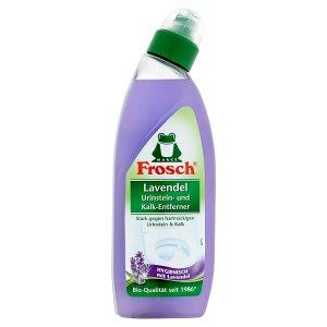 Frosch WC gel s vůní levandule 750ml
