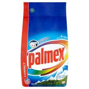 Palmex prací prášek 60 dávek, vybrané druhy
