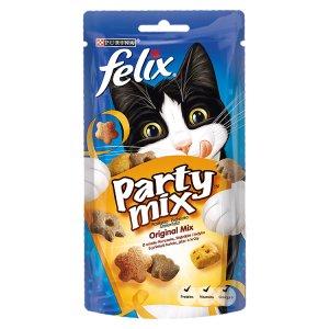 Felix Party Mix 60g, vybrané druhy