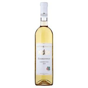 Château Valtice Chardonnay 2014 kabinetní bílé víno s přívlastkem suché 0,75l
