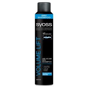 Syoss suchý šampon 200ml, vybrané druhy