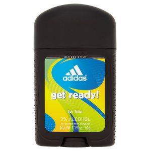 Adidas tuhý deodorant 53ml, vybrané druhy