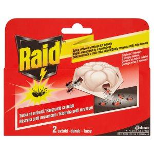 Raid Nástraha proti mravencům 2 ks