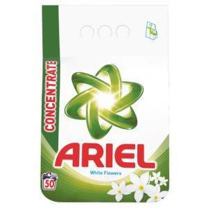 Ariel prací prášek 50 dávek, vybrané druhy