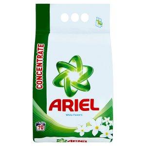 Ariel prací prášek 70 dávek, vybrané druhy