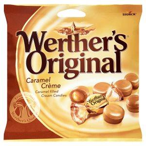 Storck Werther's karamely 80g, vybrané druhy