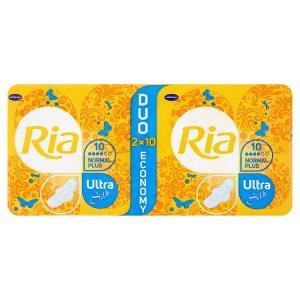 Ria Ultra Normal plus ultratenké dámské vložky 20 ks