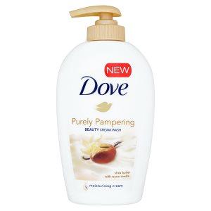 Dove tekuté mýdlo 250ml, vybrané druhy
