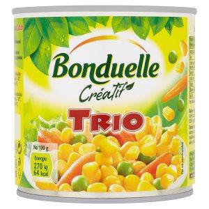 Bonduelle Créatif zeleninová směs v mírně slaném nálevu 400g, vybrané druhy