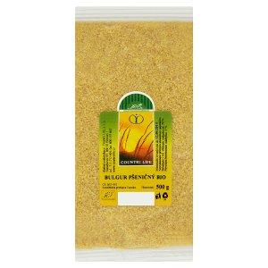 Country Life Bio bulgur pšeničný 500g