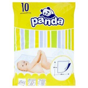 Panda Přebalovací podložky 60 x 60cm 10 ks
