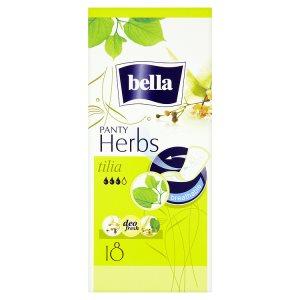 Bella Herbs Tilia slipové vložky 18 ks