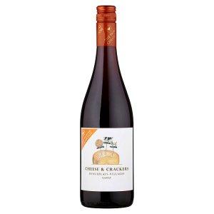 Barton & Guestier Cheese & Crackers Beaujolais-Villages Gamay červené víno 750ml