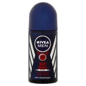 Nivea Men kuličkový antiperspirant 50ml, vybrané druhy