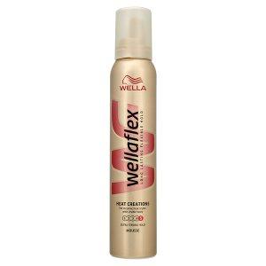 Wella Wellaflex Heat creations pěnové tužidlo na vlasy 200ml