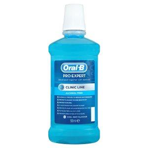 Oral-B Pro-expert clinic line ústní voda 500ml