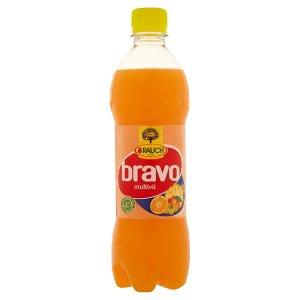 Rauch Bravo ovocný nápoj 0,5l, vybrané druhy