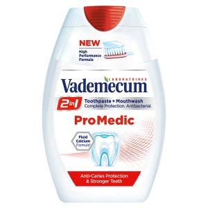 Vademecum 2v1 Pro Medic Zubní pasta 75ml