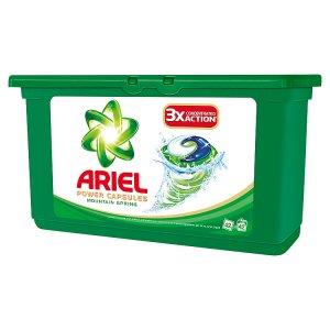 Ariel gelové kapsle 42 dávek, vybrané druhy