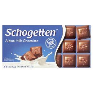 Schogetten Mléčná čokoláda 100g