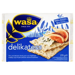 Wasa Delikatess 270g, vybrané druhy