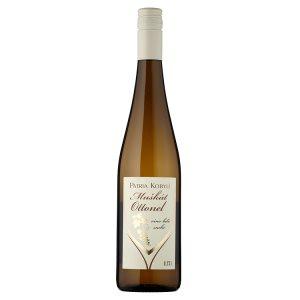 Patria Kobylí Muškát Ottonel víno bílé suché 0,75l