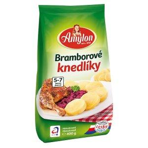 Amylon Bramborové knedlíky sypká směs 400g