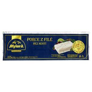 Mylord Premium Porce filé z aljašské tresky bez kostí hluboce zmrazené 600g
