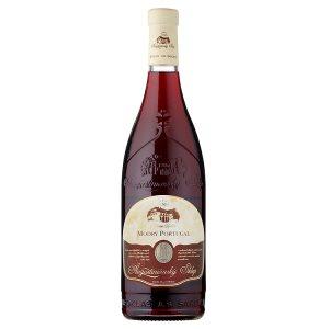 Augustiniánský Sklep Modrý Portugal červené víno 0,75l