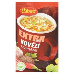 Vitana Extra instantní polévka, vybrané druhy