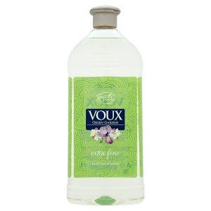 Voux Gentle Care Green garden extra fine jemné tekuté mýdlo 1l