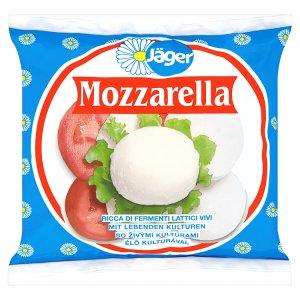 Mozzarella měkký polotučný sýr v nálevu 100g