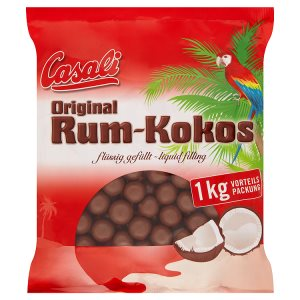 Casali Original Rum-Kokos dražé 1000g