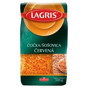 Lagris Čočka červená 500g