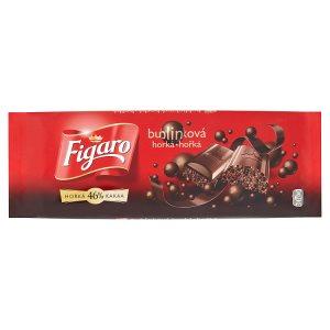 Figaro čokoláda 80g, vybrané druhy