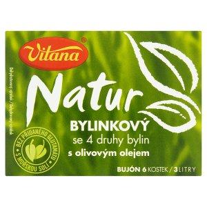 Vitana Natur bujón 60g, vybrané druhy