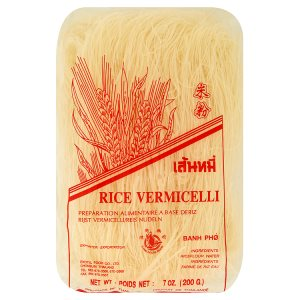 Rýžové nudle vlasové 200g
